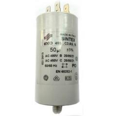 Condensator 50 microF.