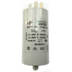 Condensator 3.5 microF.