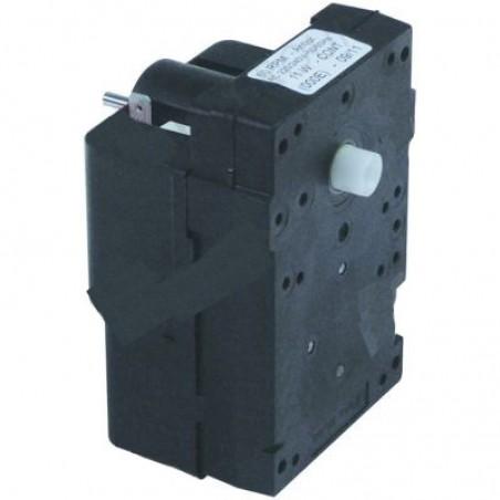 Motor cu reductor pentru palete masini de gheata, LIP tip 123MR