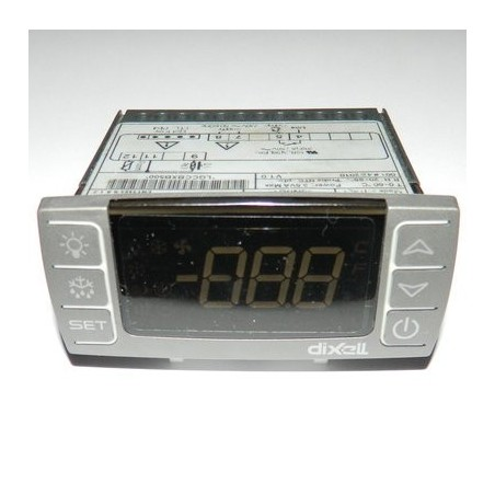 Controler (programator) de temperatura XR60CX Dixell
