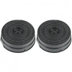 Set 2 bucati filtre carbon activ pentru hota Whirlpool AKR 5390 IX