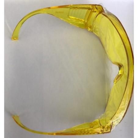Ochelari protectie UV pentru detectarea pierderi