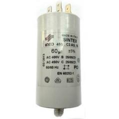 Condensator 60 microF.