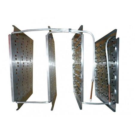 Evaporator (vaporizator) combina frigorifica Arctic 4 sertare 410x360 mm